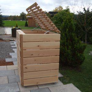 Mülltonnenbox Modul 1er