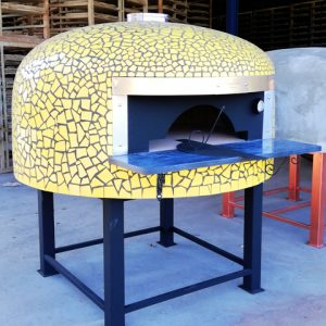 Pizzaofen neapolitanischer Art