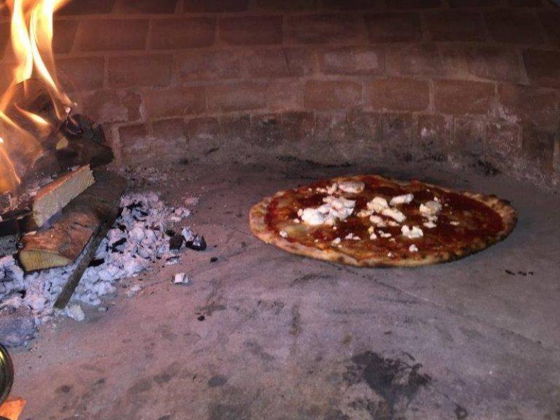 pizzaofen steinbackofen holzbackofen für Brot-Pizza