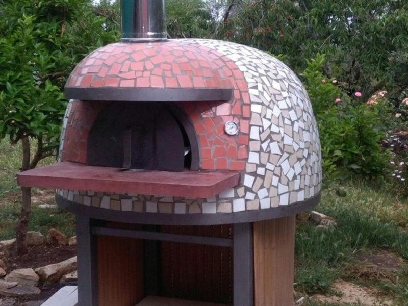 pizzaofen holzbackofen für privat und pizzeria, pizza backen wie in Italien!